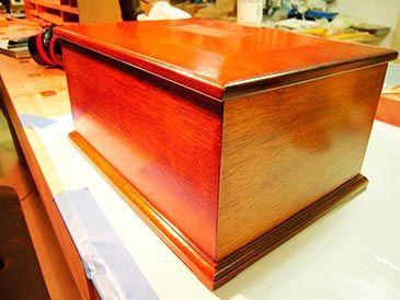 покраска деревянных изделий
