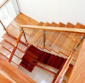 Окраска деревянных поверхностей, советы.