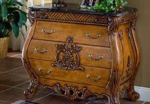 Матовая отделка мебели