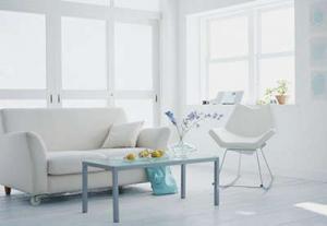 Белый цвет в интерьере – шик или «пижонство»?
