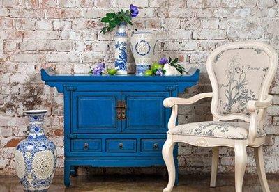 Способы покраски древесины в стиле «прованс»