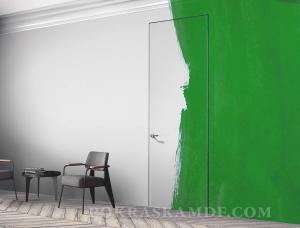 Межкомнатные двери под покраску, технология покраски и преимущества такого выбора