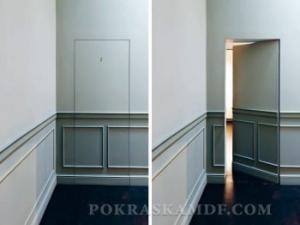 двери под покраску межкомнатные
