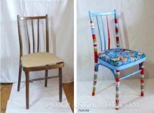 можно ли покрасить мебель