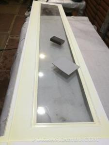 Перекраска фасада шкафа г. Черноголовка