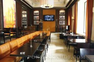 Обновлённый ресторан или новая жизнь старой мебели